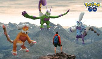 Temporada de Leyendas, Pokémon GO