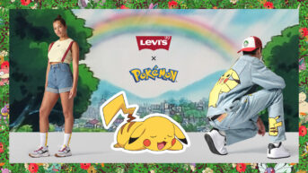 levis x pokemon españa