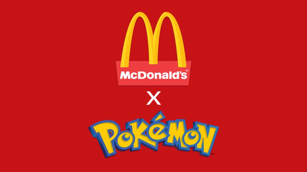 Nuevos detalles de la promoción de McDonald's por el 25º aniversario de Pokémon