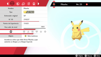 pikachu con canto