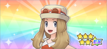 serena ex pokemon masters