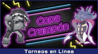 Copa Crampon, torneo en linea de Pokemon Esapada y Pokemon Escudo