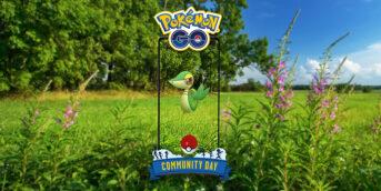 Día de la Comunidad Snivy en Pokémon GO
