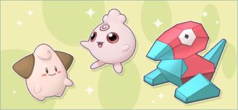 Evento Huevo de tipos Hada y Normal en Pokémon Masters