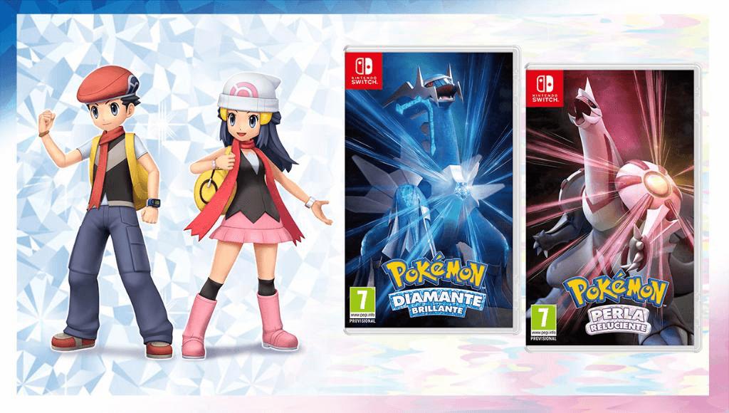 ¿Dónde puedo reservar Pokémon Diamante Brillante y Pokémon Perla Reluciente en España?