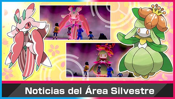 Celebra la primavera con este evento de incursiones Dinamax en Pokémon Espada y Escudo