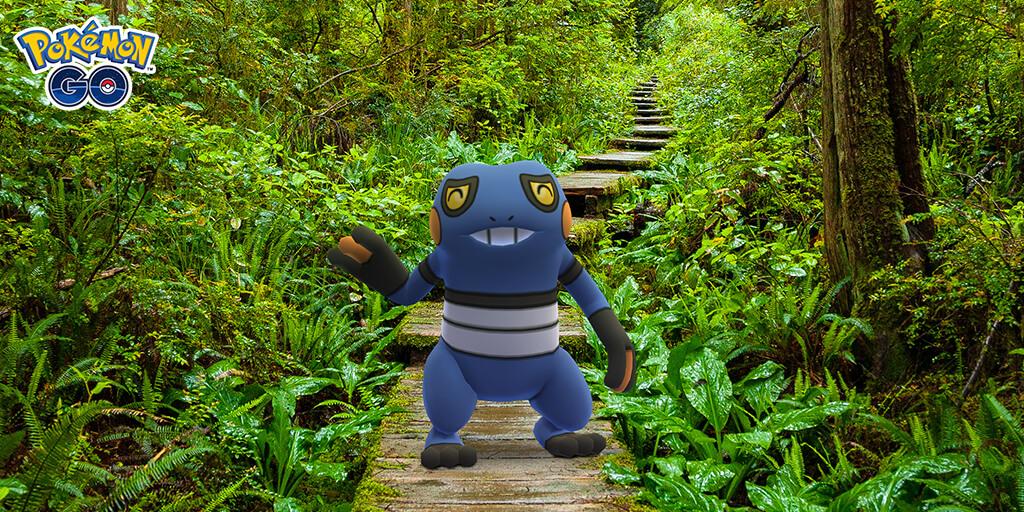 Celebra el April Fool's Day con un evento de Pokémon GO