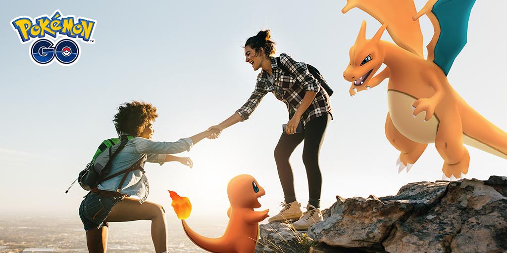 Ya disponible para todo el mundo el sistema de recomendados en Pokémon GO