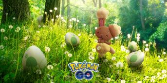 primavera 2021 en Pokémon GO