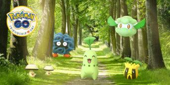 Día de la amistad en Pokémon GO 2021