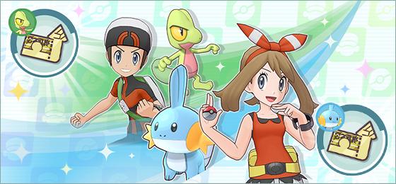 Pokémon Masters se actualiza con más historia, reclutamiento destacado de Hoenn, regreso de Rayquaza y más