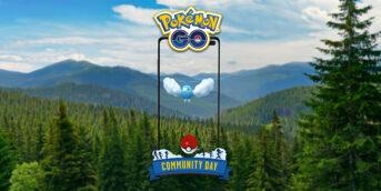 día de la comunidad de swablu pokémon go