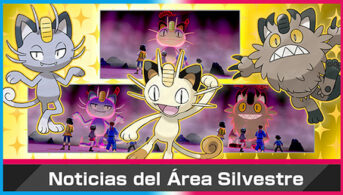 meowth incursiones pokemon espada escudo