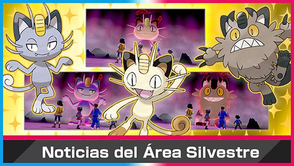 Nuevo evento de incursiones Dinamax con todos los Meowth en Pokémon Espada y Escudo