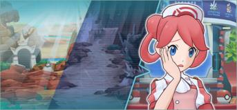 Alerta meteorológica 1, Pokémon Masters