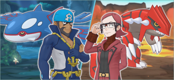 Groudon y Kyogre, Pokémon Masters