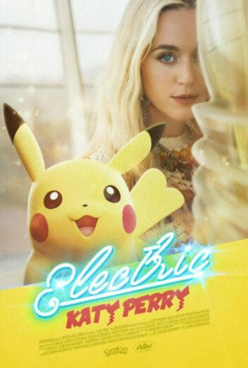 Poster de la canción Electric de Katy Perry