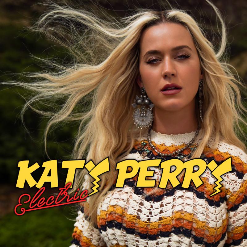 Portada de la canción Electric de Katy Perry