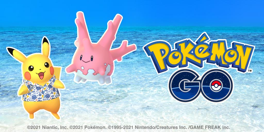 Pokémon GO anuncia un evento exclusivo de Okinawa, Japón con Pikachu disfrazado