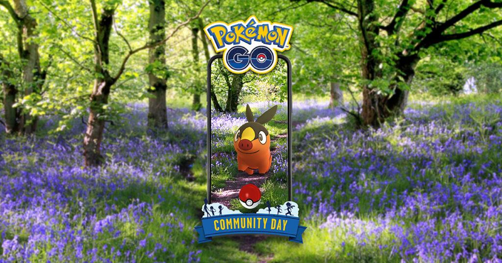 Tepig será el protagonista del Día de la Comunidad de julio en Pokémon GO