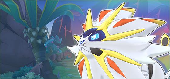 Regresa el evento legendario de Solgaleo, nuevo capítulo de la historia principal, abre la Residencia Batalla y promo especial en Pokémon Masters
