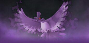 Ho-Oh oscuro en Pokémon GO