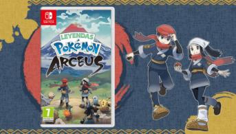 Leyendas Pokémon Arceus anuncio de juego