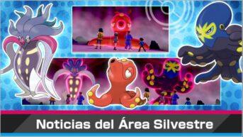 pokémon espada escudo incursiones con tentaculos