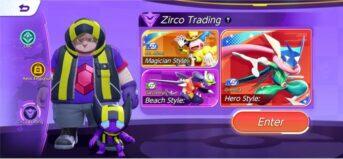 pokémon unite captura de pantalla