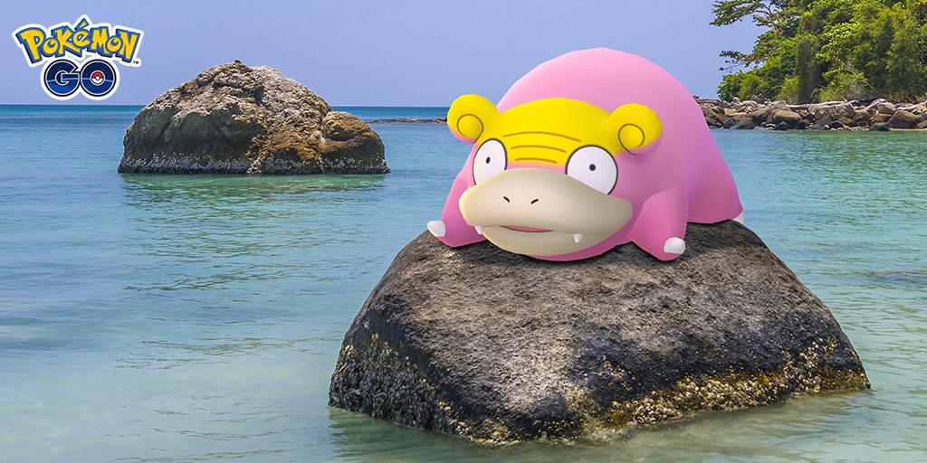 Slowbro de Galar y Mega Slowbro llegarán a Pokémon GO en un evento especial