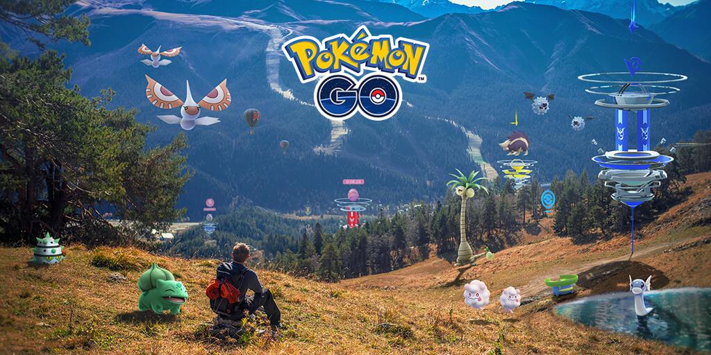 Pokémon GO actualiza su página web y anuncia algunas de las novedades que llegarán al juego muy pronto