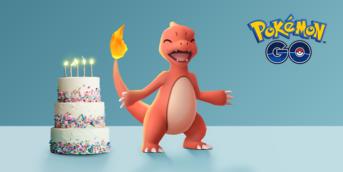 Quinto aniversario de Pokémon GO