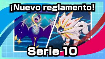 Serie 10 combates clasificatorios Pokémon Espada y Escudo
