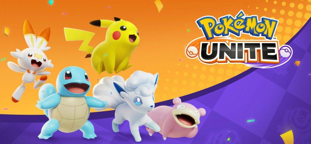 Disponible la pre-descarga de Pokémon UNITE en Nintendo Switch