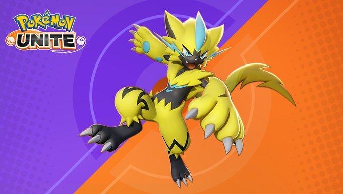 Cómo obtener la licencia para utilizar a Zeraora en Pokémon UNITE de Nintendo Switch
