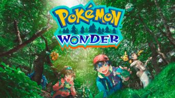 pokémon wonder portada y logo