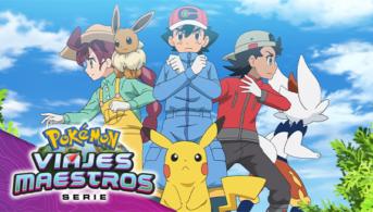 viajes maeastros pokémon anime