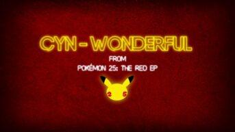 cyn wonderful pokemon 25