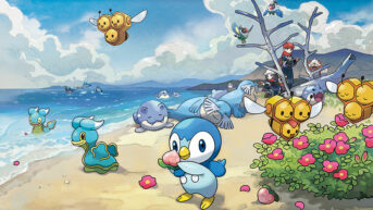leyendas pokemon arceus dibujo especial de pokémon salvajes