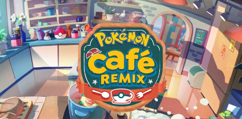 Pokémon Café Mix anuncia los datos que cambiarán después de la gran actualización, en donde pasará a llamarse Pokémon Café ReMix