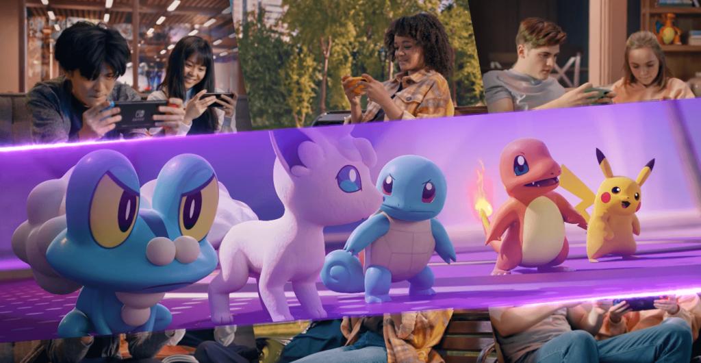 Nuevo mini evento en Pokémon UNITE para obtener mejoras y tickets