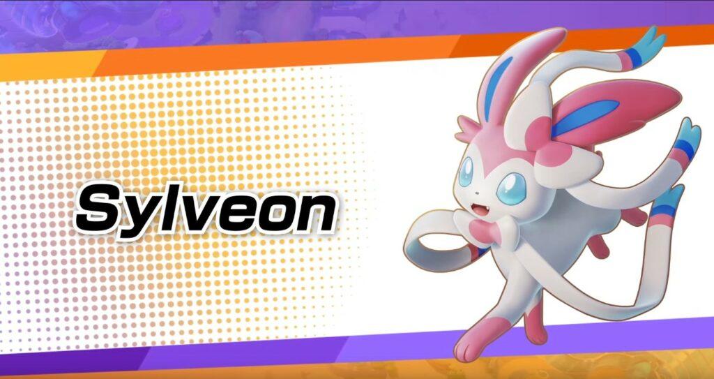 Sylveon llegará a Pokémon UNITE el 6 de octubre