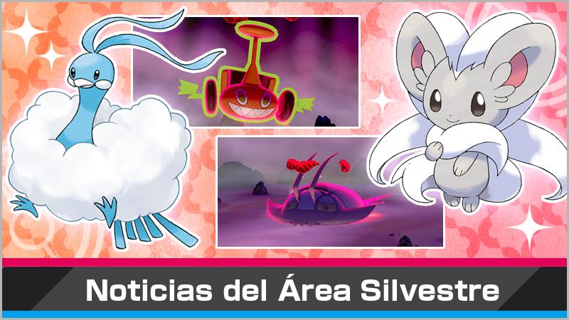 Nuevo evento de limpieza en incursiones Dinamax de Pokémon Espada y Escudo