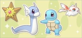 Evento huevo de dragón y agua, Pokémon Masters EX