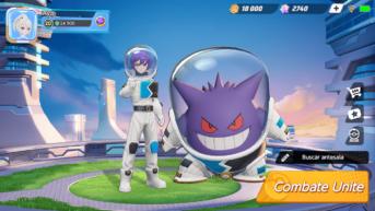Pokémon UNITE pase de batalla espacial (1)
