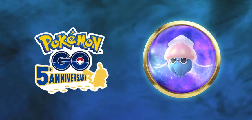 Regresa el Psicoespectáculo a Pokémon GO con Inkay y Malamar