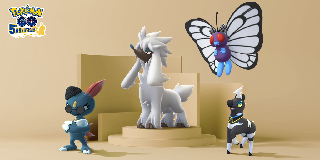 El evento semana de la moda llegará muy pronto a Pokémon GO y traerá a Furfrou junto a todos sus cortes de pelo