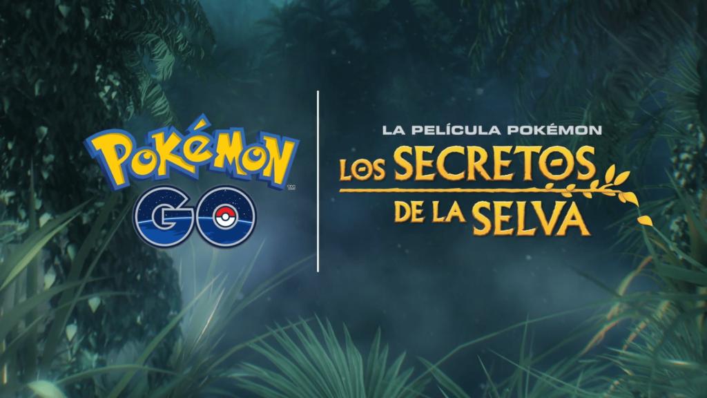 Zarude llegará a Pokémon GO en octubre mediante un evento promocional de su película