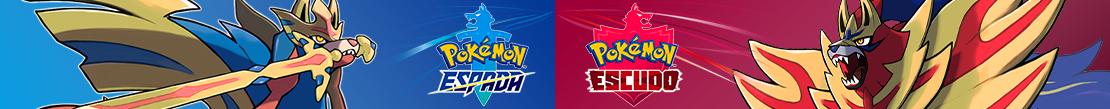 Información sobre Pokémon Espada y Escudo