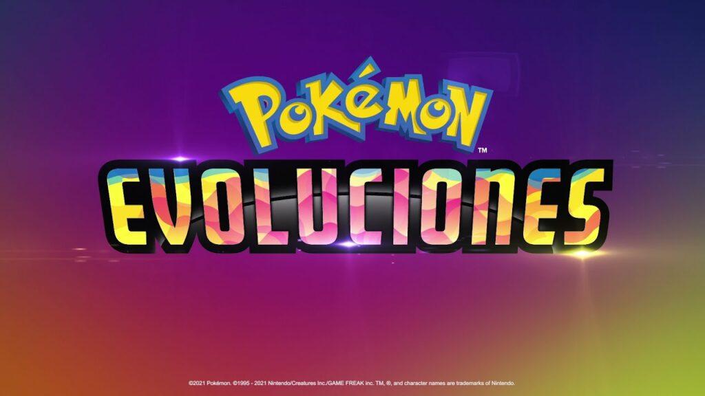 Anunciada una nueva serie especial del 25 aniversario llamada Evoluciones Pokémon